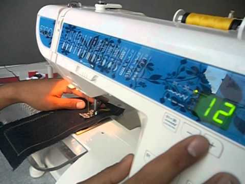 juki serger threading instructions
