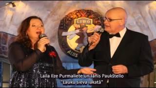 Laila Ilze Purmaliete un Jānis Paukštello - Lauku Sieva Lakatā
