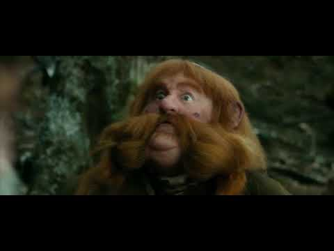Stephen Hunter  BOMBUR in The Hobbit