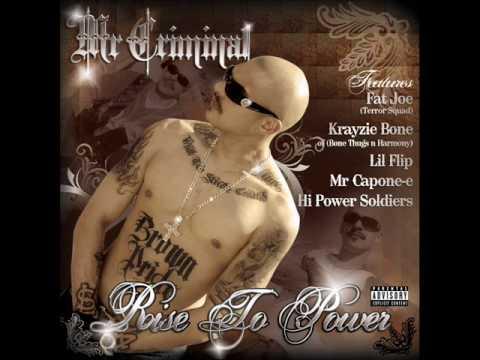 Mr Criminal  Criminal Life