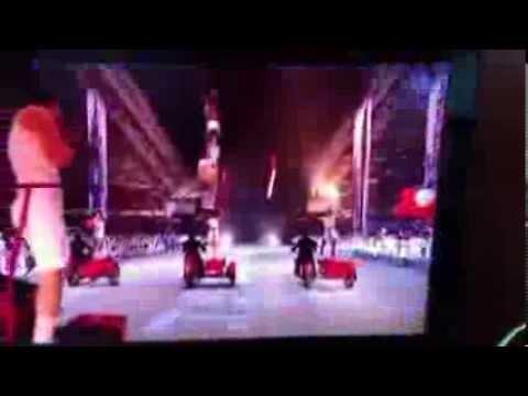 Olympics Opening Ceremony Sochi 2014