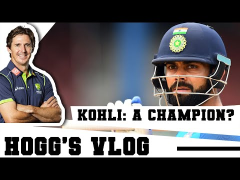 HOW has KOHLI changed INDIAN CRICKET? | Hogg's Vlog | Cricket Analysis