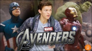 Where was Peter During The Avengers?