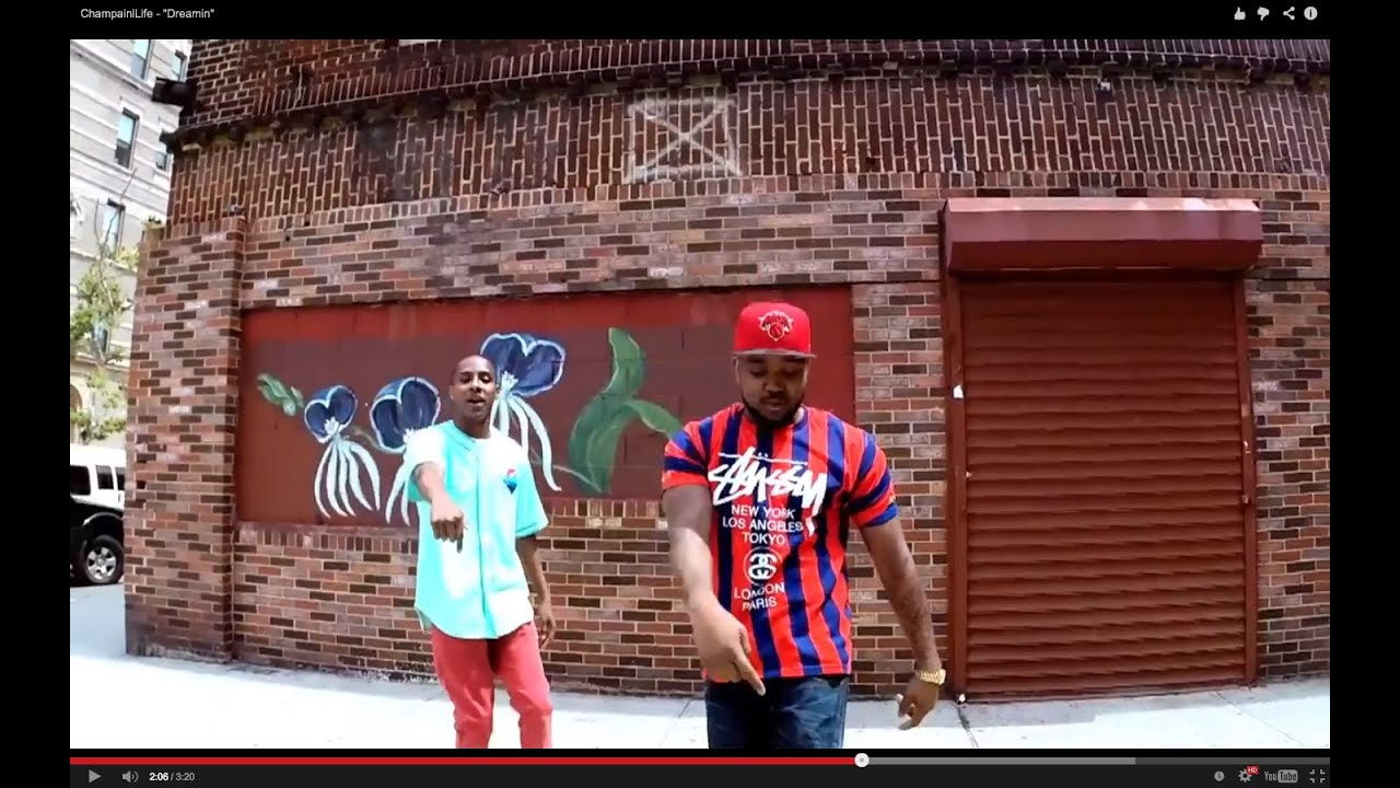 ChampainLife - Dreamin [Unsigned Artists]