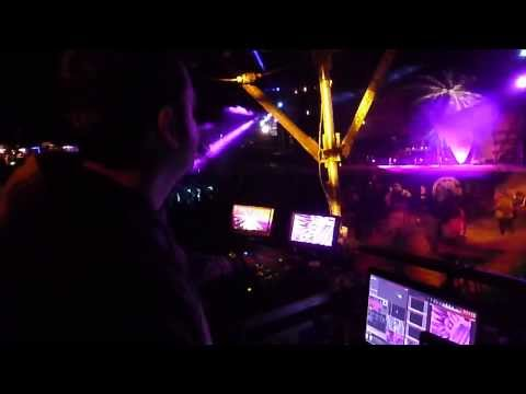 Astrix (vj) @ Earthcore 2013 - Saturday - Main Stage