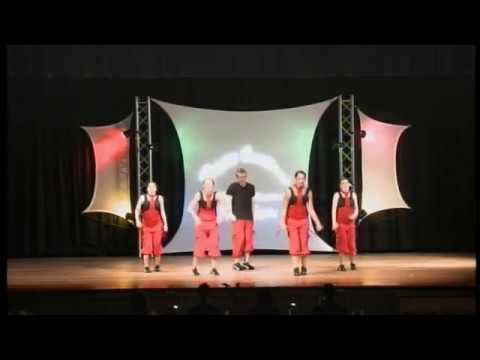 Dance Works Academy Hip Hop Competition Team. Competing in Sharon MA 5/7/11