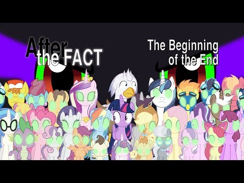 After the Fact: The Beginning of the End