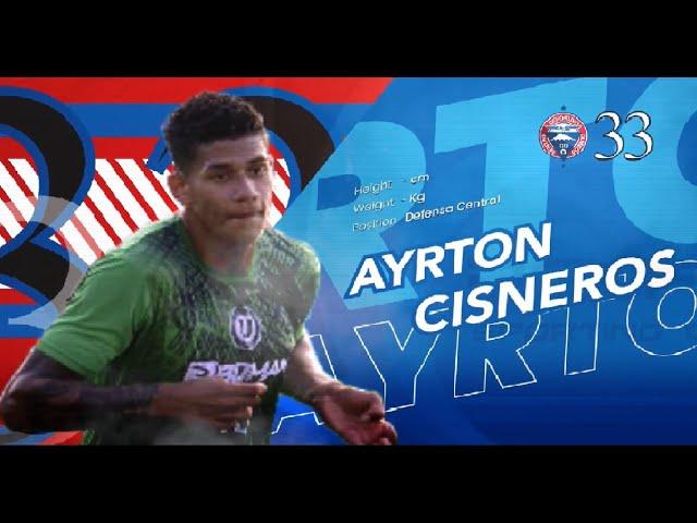Ayrton Cisneros - Image Sport