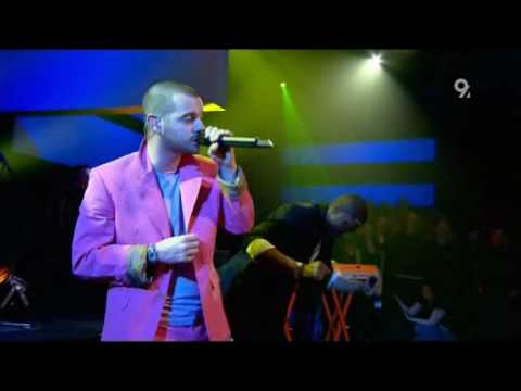 The Streets - Prangin' Out (Live Jools Holland 2006)