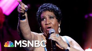 Rep. Lewis: Aretha Franklin