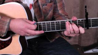 Bruno Mars - It Will Rain - How to Play on Acoustic Guitar - Easy Beginner Acoustic Songs lessons