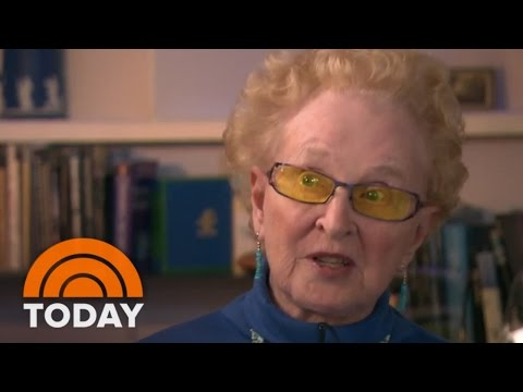 91-Year-Old Female Tech Designer Realizes Childhood Dream | TODAY