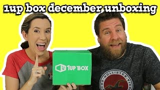 1Up Box December Unboxing