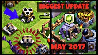 CLASH OF CLANS - FINALLY THE UPDATE IS HERE