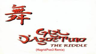 Gigi D Agostino - The Riddle(HagridPon3 Remix)