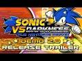 Sonic Vs Darkness Demo 2 0 Release Trailer mp3