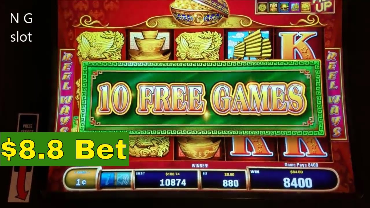 88 Fortune Slot Machine
