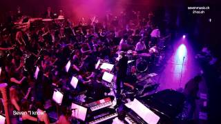 SEVEN & 21st Century Orchestra - I Know & Golden Stairs @ KKL 2011 #my7soul