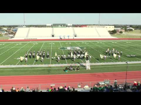 Giddings High School Marching Band Swing Show 2015