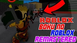 DOUBLE EXPERIENCE FOR DOUBLE THE FUN! | Roblox: Boku no Roblox Remastered