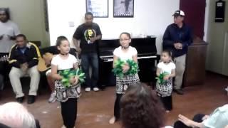 Fijian Dance Muani Tu Oqo