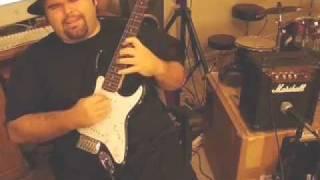 Fender Squier Mini Strat demo review