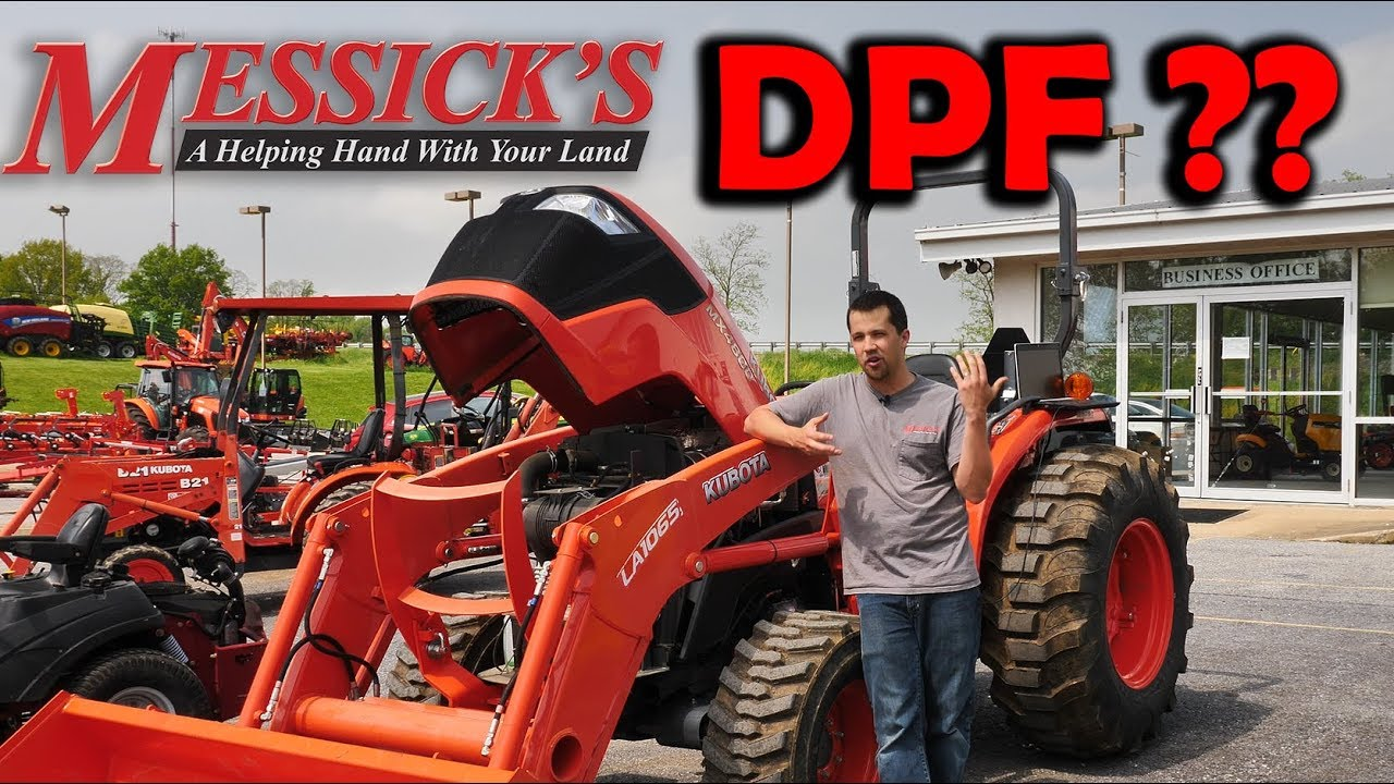 No need to Panic! DPF's explained