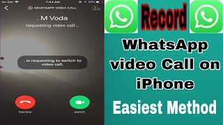 How to Record a WhatsApp Video Call on iPhone   whatsapp video call recording   record video call screenshot 5