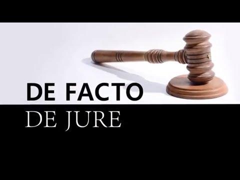 """DE JURE/DE FACTO"" Трудові відносини (29.03.18)"