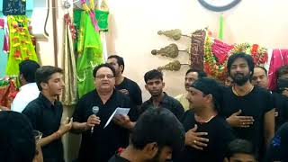 Shabbir ka Vo Beta Marne ko Ja rha hai by Zuhair Akhtar 9muhrram