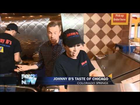 Johnny B's Italian Beef Sandwich