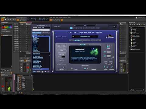 Spectrasonics Omnisphere 2 Preset Sound Demo
