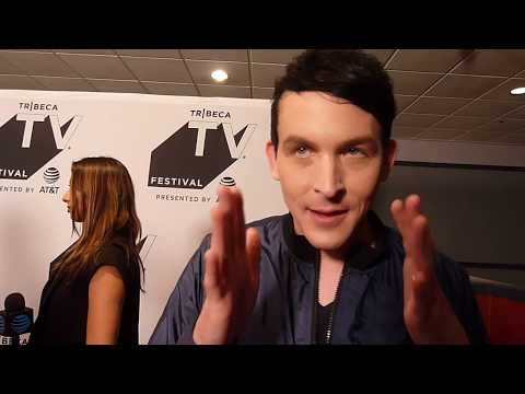 Robin Lord Taylor at the Tribeca TV Festival