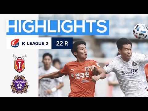 Jeju Utd Anyang Goals And Highlights