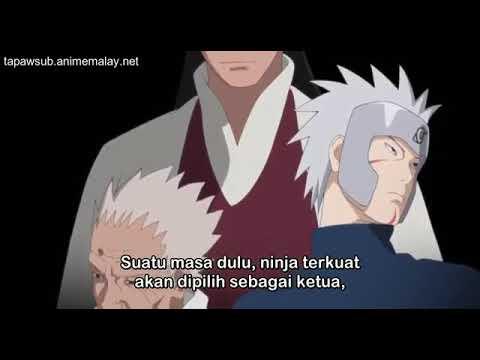 Naruto The Hokage Sub Malay