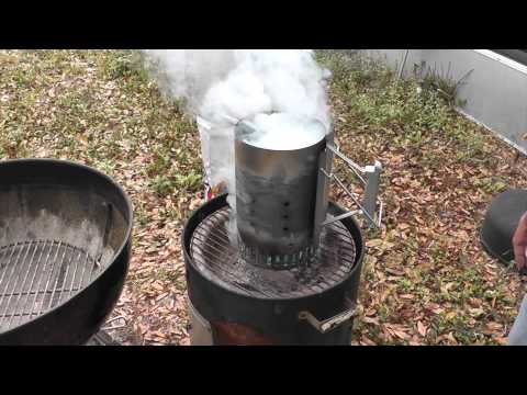How To Barbecue: How To Use A Chimney Starter