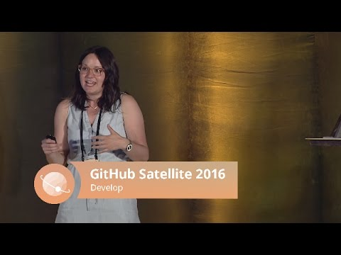 Building cross-platform apps with Electron - GitHub Satellite 2016