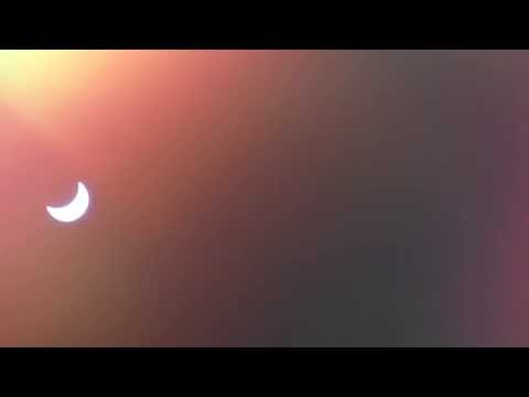 Partial Timelapse of Solar Eclipse March 2015
