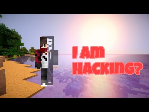 Hacking in Skywars? - MCPE SKYWARS