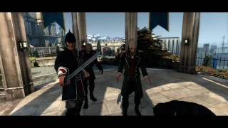 Dishonored Gameplay Episode 1 (4K Resolution - PC)