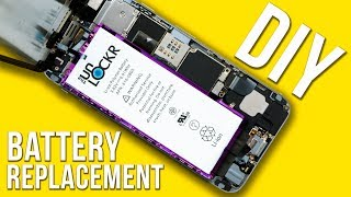 DIY iPhone 6 Battery Replacement - Very Easy!