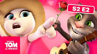 Extreme First Date - Talking Tom and Friends  | Season 2 Episode 2