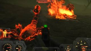 Светящееся море на одном дыхании. Fallout 4  Завораживающее и опасное одновременно. (No comments)