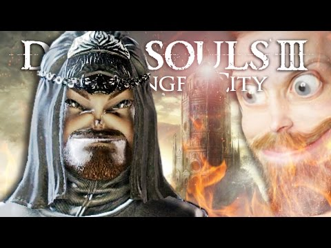 THE RINGED CITY: SCHMUPAI'S VACATION!! • Dark Souls 3 The Ringed City (Part 1)