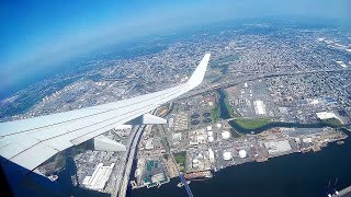 Miami ✈ Newark / TAKEOFF 🛫 / American Airlines Boeing 737