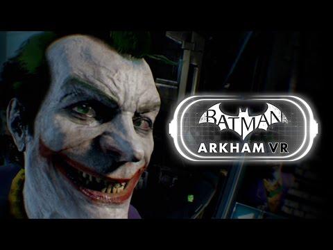 [ Batman: Arkham VR ] Become Batman in virtual reality