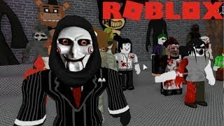 "Roblox ""Terror game"""