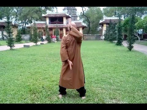 [Võ thuật] Thiếu Lâm Bắc Phái Phật Gia Quyền - Khí công tự luyện