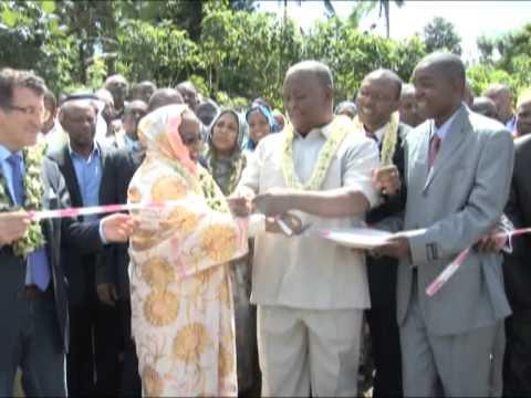 OAFLA- First Lady of Comoros