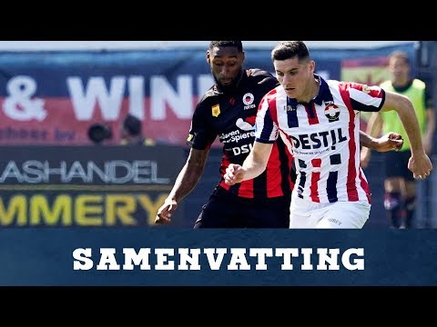 Samenvatting Excelsior - Willem II